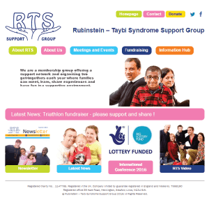 RTS UK by Buzz Website Design in Leicester