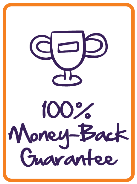 Money back guarantee from Buzz Website Design in Leicestershire