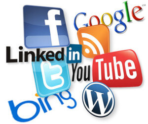 social media marketing for business image