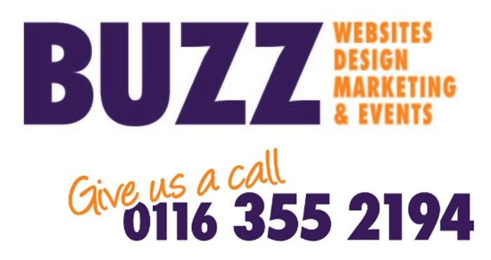 Buzz Website Design in Leicestershire