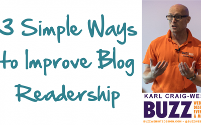 3 simple ways to improve readership and engagement on your blog