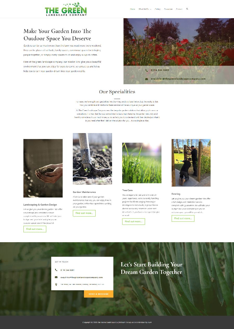 Swift ERM by Buzz Website Design in Leicestershire