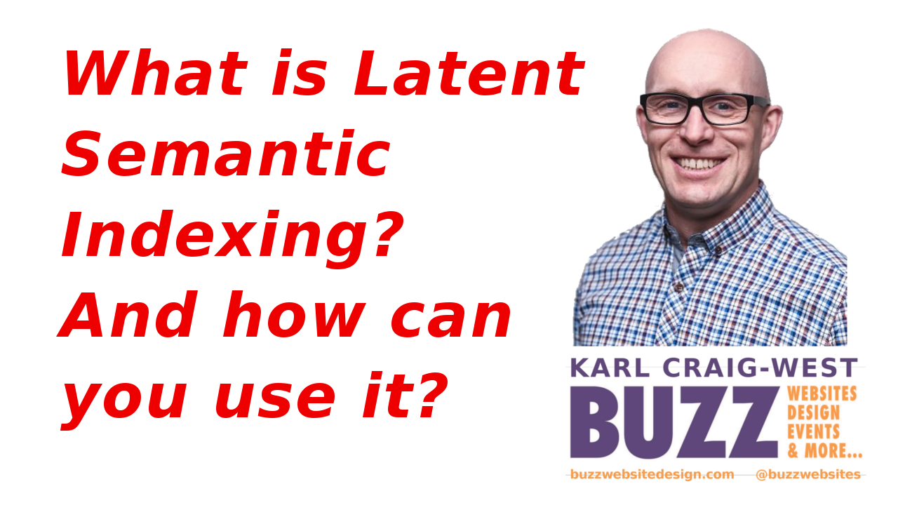 Latent Semantic Indexing. Boost your website with this clever technique.